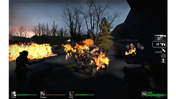 Screenshot zu Left 4 Dead - Mod: Heaven can wait