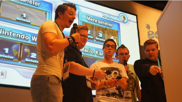 Bild der Galerie Let's Play meets gamescom - Bilder vom gamescom-Event 2013
