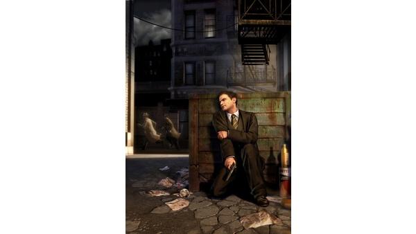 Screenshot zu Mafia 2 - Poster und Zeichnungen