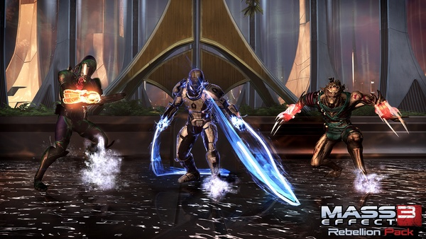 Screenshot zu Mass Effect 3 - Screenshots zum DLC »Rebellion«