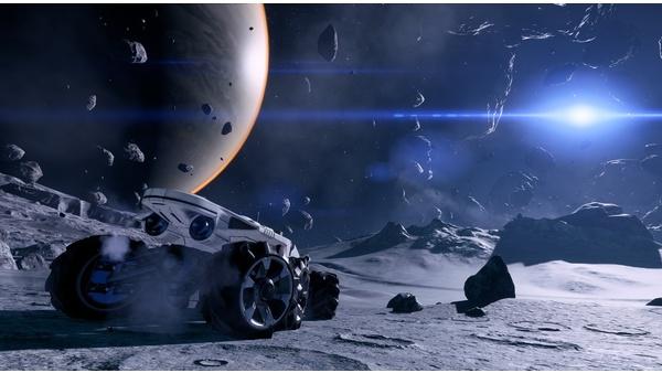 Screenshot zu Mass Effect: Andromeda - Screenshots in 4K-Auflösung