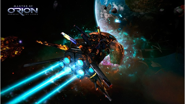 Screenshot zu Master of Orion - Screenshots