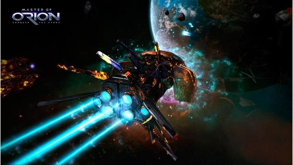 Screenshot zu Master of Orion - Screenshots