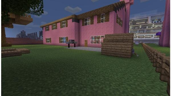 Bild der Galerie Minecraft-Themenwelten - Springfield aus Die Simpsons