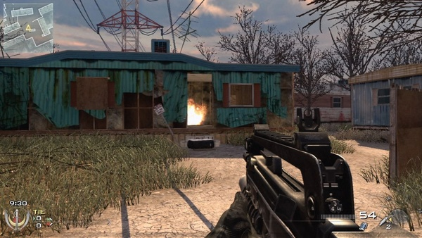 Screenshot zu Modern Warfare 2 - DLC: Resurgence Pack