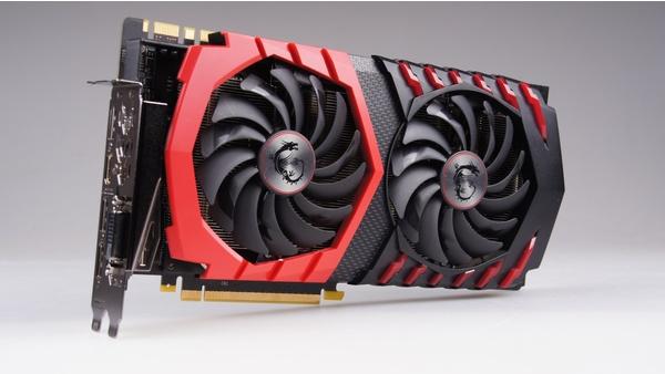 Bilder zu MSI Geforce GTX 1070 Ti Gaming 8G - Bilder