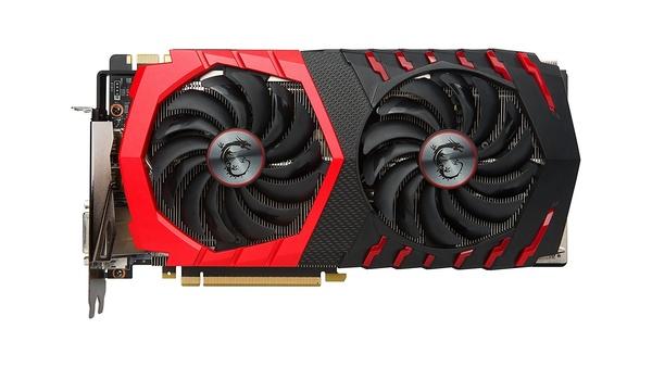 Bilder zu MSI Geforce GTX 1080 Ti Gaming X 11G - Bilder