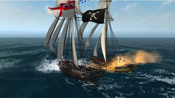 Screenshot zu Naval Action - Screenshots