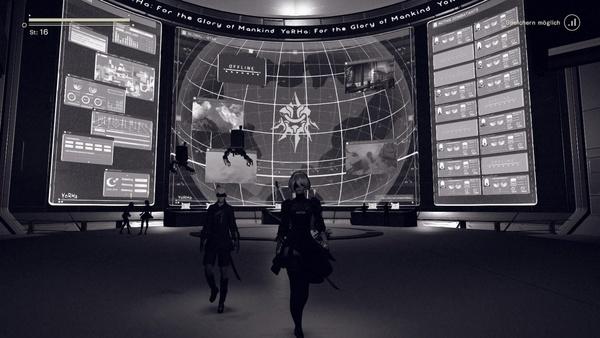 Screenshot zu Nier: Automata - Screenshots