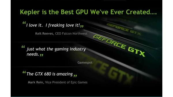 Bilder zu Nvidia Geforce GTX 660 Ti - Hersteller-Präsentation