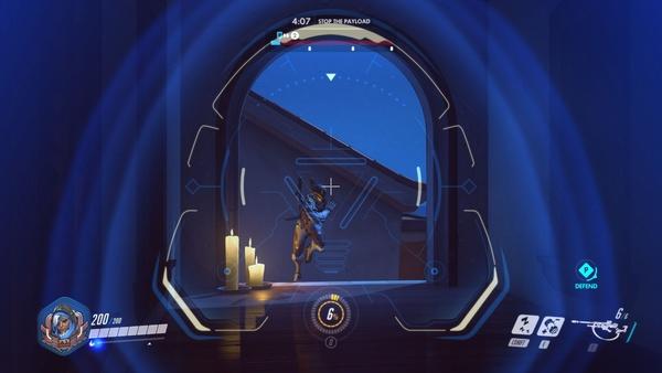 Bild der Galerie Overwatch - Screenshots der Heldin Ana