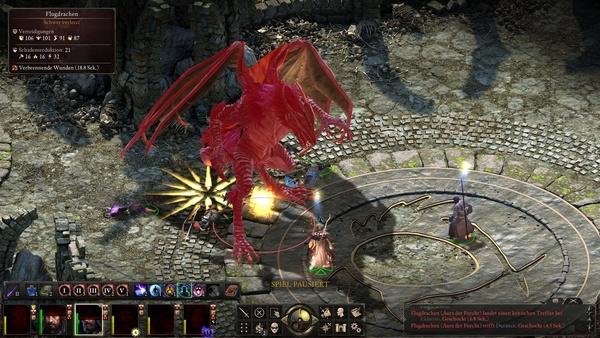 Screenshot zu Pillars of Eternity - Screenshots
