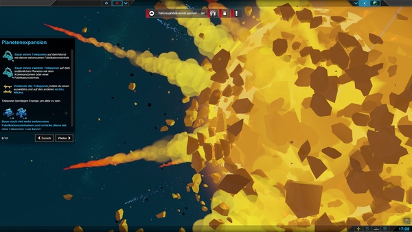 Screenshot zu Planetary Annihilation - Screenshots