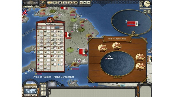 Screenshot zu Pride of Nations - Screenshots