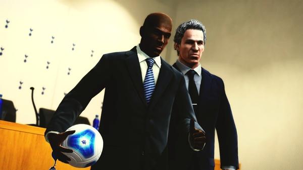 Screenshot zu Pro Evolution Soccer 2012 - Screenshots
