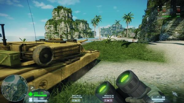 Screenshot zu Renegade X - Screenshots