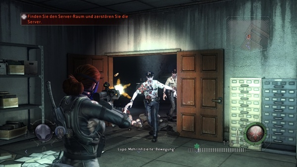 Screenshot zu Resident Evil: Operation Raccoon City - Screenshots