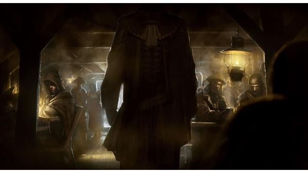 Screenshot zu Risen 2: Dark Waters - Artworks und Konzeptzeichnungen