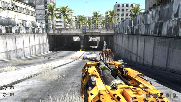 Screenshot zu Serious Sam 3: BFE - Screenshots