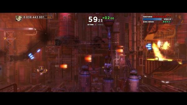 Screenshot zu Sine Mora - Screenshots der PC-Version