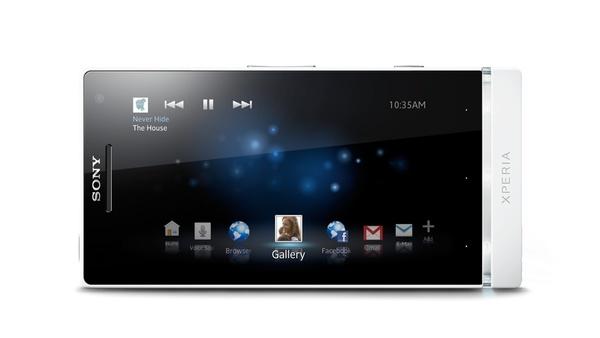 Bilder zu Sony Xperia S - Bilder