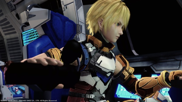 Screenshot zu Star Ocean: The Last Hope - Screenshots (HD-Version)