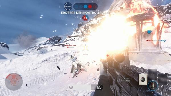 Screenshot zu Star Wars: Battlefront - Screenshots