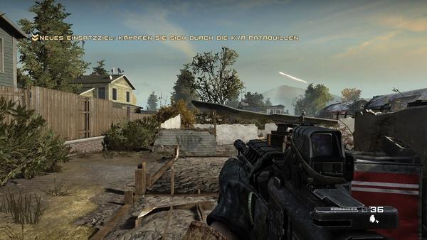 Screenshot zu Homefront - Technik-Check