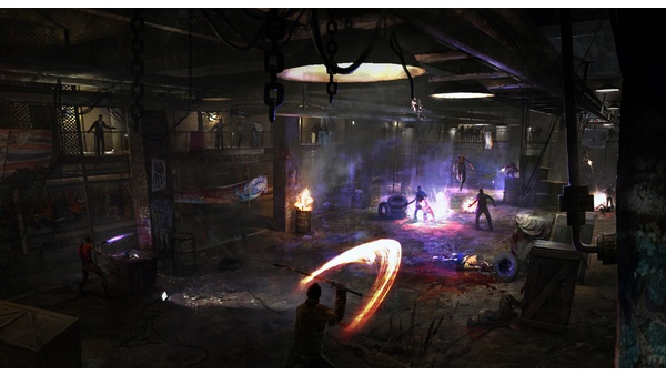Screenshot zu The Secret World - Artworks und Konzeptzeichnungen
