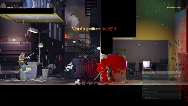 Screenshot zu The Showdown Effect - Screenshots