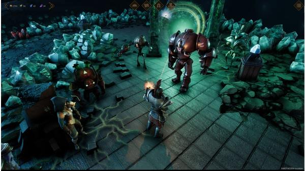 Screenshot zu Tower of Time - Bilder des klassischen Rollenspiels