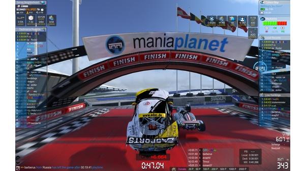 Screenshot zu Trackmania 2: Stadium - Screenshots