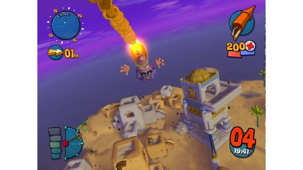 Screenshot zu Worms 4: Mayhem - Screenshots