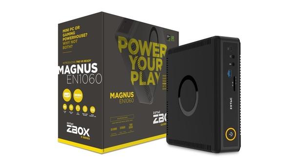 Bilder zu Zotac ZBOX Magnus EN1060 - Bilder