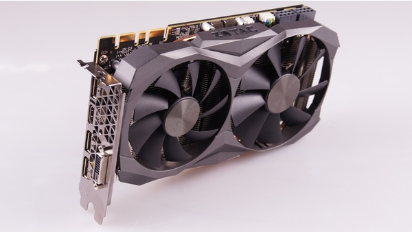 Bilder zu Zotac Geforce GTX 1080 Ti Mini - Bilder