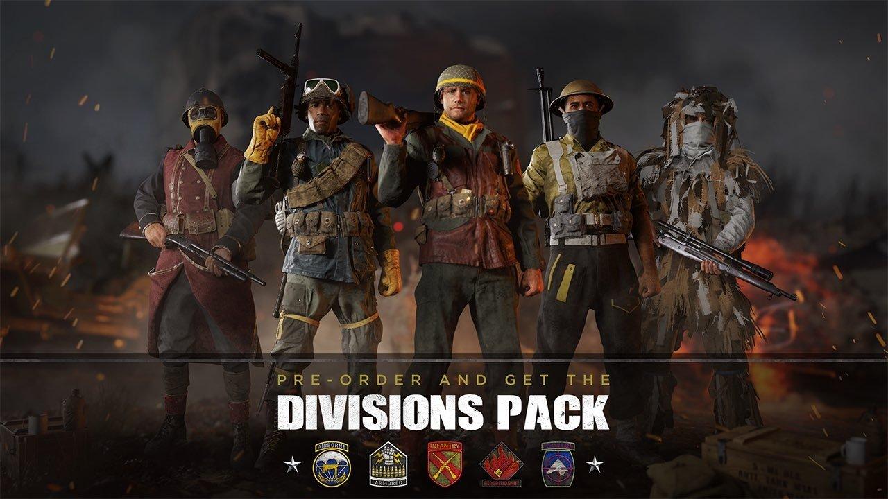 Call of Duty WWII: Emblem-Editor und Ranglisten-Spiellisten kehren zurück