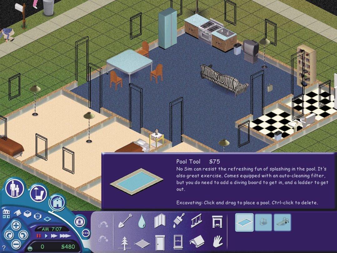 die sims im test der alltag wird zum sucht spiel gamestar. Black Bedroom Furniture Sets. Home Design Ideas