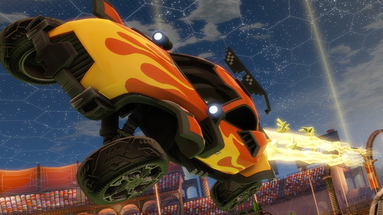 Rocket League - Halloween-Event gestartet - GameStar