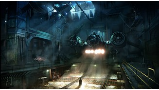 Batman: Arkham Origins Artworks & Konzeptgrafiken