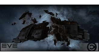 EVE Online - Titomachy Wracks