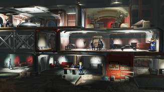 Fallout 4 - Screenshots aus dem DLC »Vault-Tec Workshop«