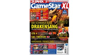 <b>GameStar 3/2008</b><br>Das Schwarze Auge: Drakensang- Titelstory, Previews zu GTA 4, C&C: Tiberium, Just Cause 2, Stalker: Clear Sky. Außerdem: Command & Conquer 3, Universe at War und Sam & Max: Moai Better Blues im Test.