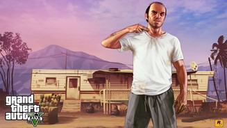 Grand Theft Auto 5 (Artwork)