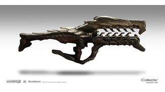 <b>Mass Effect 2 - Die Waffen</b><br>Collector Assault Rifle