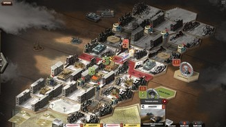 <b>Panzer General Online</b><br/>Screenshots aus dem Update 1.1