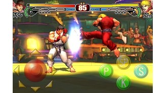 Street Fighter 4 - Iphone