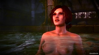 Babes in The Witcher 2