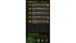 WoW Legion - Companion App