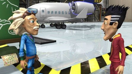 Airline Tycoon 2 - Test-Video zum Fluglinien-Manager