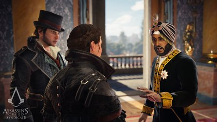 Assassin's Creed Syndicate - Trailer zum Story-DLC »Der letzte Maharadscha«